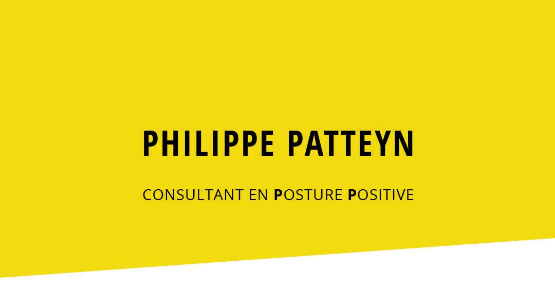 Philippe Patteyn – Site web et identité visuelle