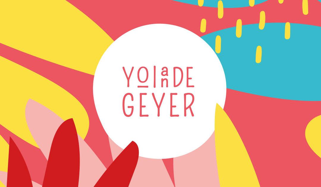Yolande Geyer – Identité visuelle et site web